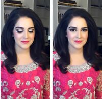 Traditional Bridal n Party makeup at unbeatable price