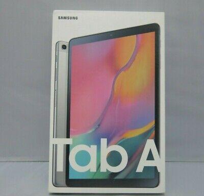 "TABLET - Samsung Galaxy Tab A - 32GB, Wi-Fi, 10,1"" Plata NUEVA"