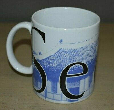 STARBUCKS CITY MUG 2001 SEOUL