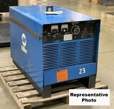 Miller Electric Deltaweld 650 Mig Welder