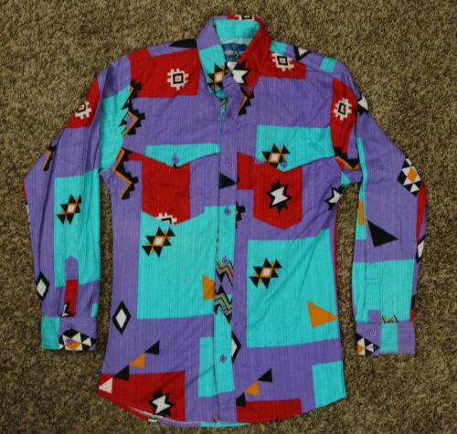 Vintage Wrangler Western Shirt Size 14
