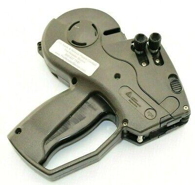 Avery Dennison Monarch 1136 Price Label Gun Labeler Tag Dual Line - Fast Ship