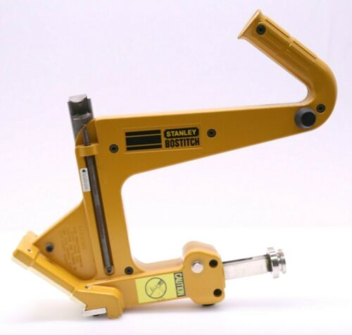 Stanley Bostitch MFN-200 Manual Hardwood Flooring Nailer