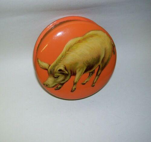 Art Deco Antique Pig Powder Box