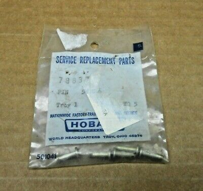 5 Nib Hobart 00-078837 78837 Pin Flat Head
