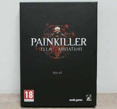 Jeu PC - Painkiller Hell & Damnation - Uncut