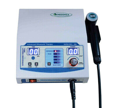 Us Pro Ultrasound Therapy Machine Pain Relief Ultrasonic 3mhz Physiotherapy Unit
