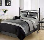 Microfiber Black Comforter Sets
