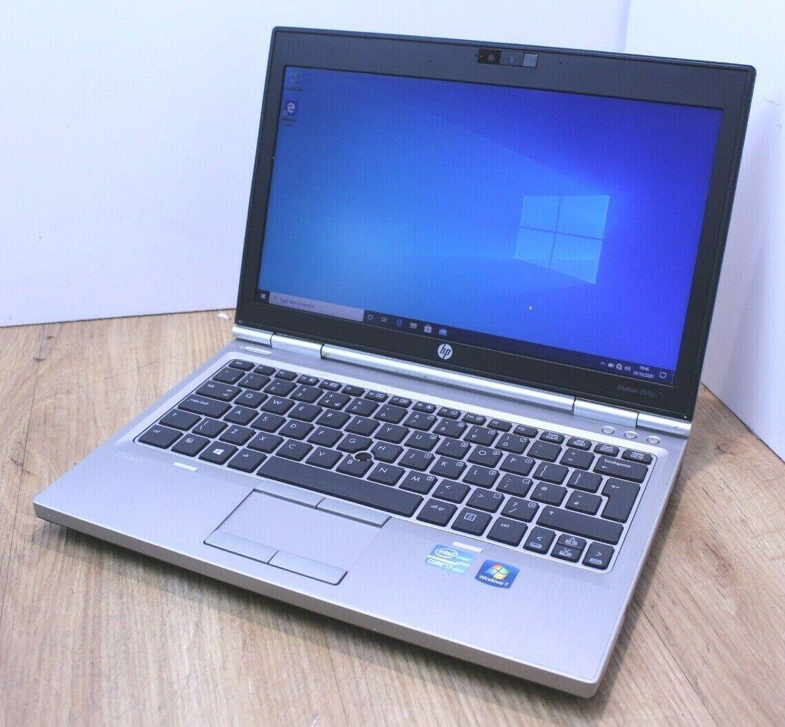 Laptop Windows - HP ProBook 2570p Windows 10 Laptop Intel Core i7 3rd 2.9GHz 4GB 500GB HDD