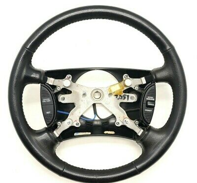 98-01 02 Dodge Ram Pickup SLT Truck Factory Leather Steering Wheel