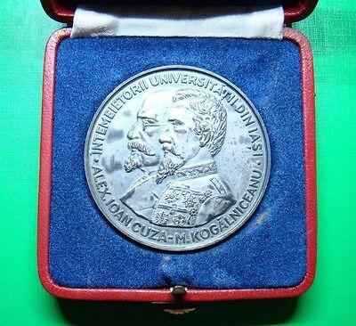 ROU Abzeichen - Rumänien - Medaille - Ehrengeschenk von 1960