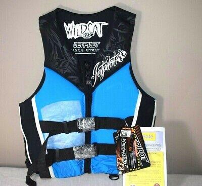 NEW Jet Pilot Wildcat Neo Womens 2XL Waterski Boating Life Jacket Vest Msrp$80