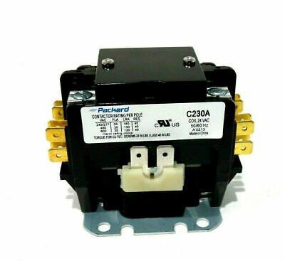 Cont1p025024vs Janitrol Goodman 24 Volt Contactor Relay
