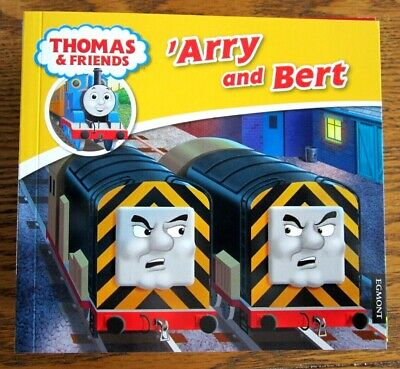 new in box Thomas  the Tank engine TRACKMASTER-- Arry Bert --