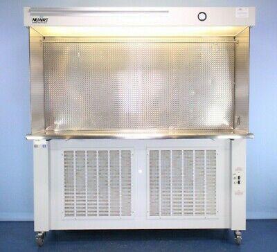 Nuaire Nu 301-636 Laminar Flow Fume Hood Lab Fume Hood With Warranty