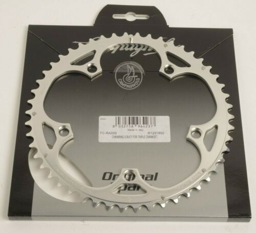 Campagnolo Record Racing Tripple Chainring Large 50T 135BCD NEW FC-RA050 (PX50)