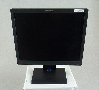 "Lenovo ThinkVision L1711P 17"" LCD Monitor"
