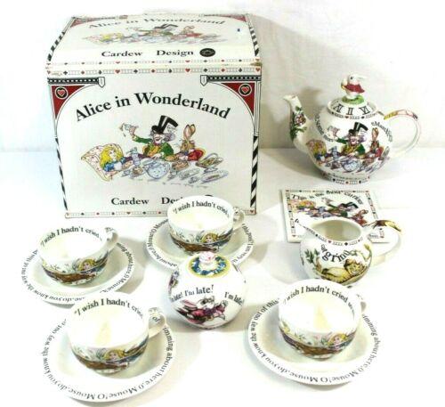 VTG Paul Cardew Alice in Wonderland Madhatter