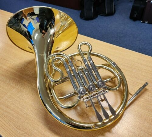 Arnolds & Sons AHR-300 3-Valve Bb French Horn (used instrument, fully serviced)