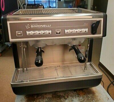 Nuova Simonelli 2 Group Appia Compact Espresso Machine With Smart Wand 220v