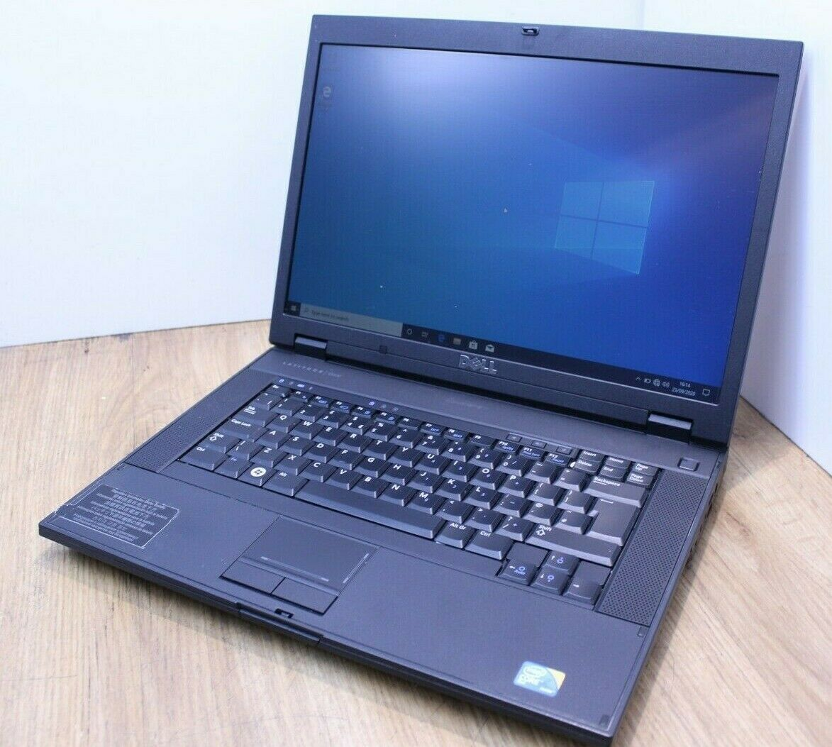 Laptop Windows - Dell Latitude E5500 Windows 10 Laptop Intel Core 2 Duo 2.4GHz 4GB 320GB HD