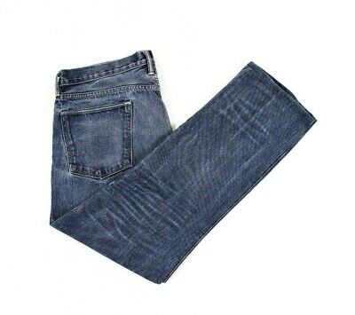 Simon Miller M003 Park View Mens Japanese Selvedge Denim Jeans USA Size 36x30
