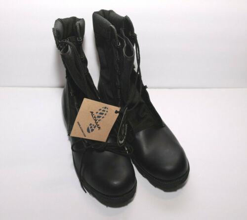 Altama 4155 Black Jungle Military Spec Boot Size 10 1/2 W NIB