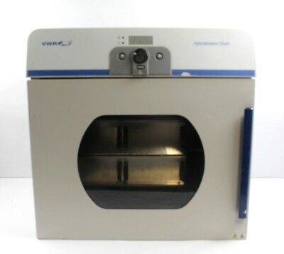 Vwr Hybridization Oven Incubator Model 5420 Cat 230402tw12