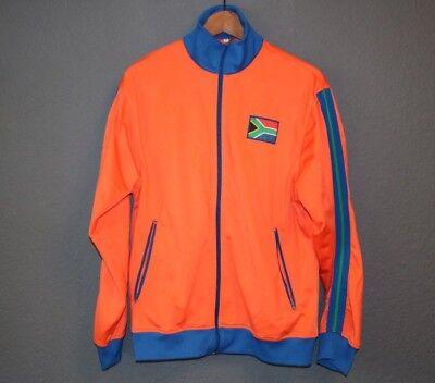 Fußball-Trainingsjacke.Südafrika.TrainingsTrack-jacket South Africa.Größe/SizeXL