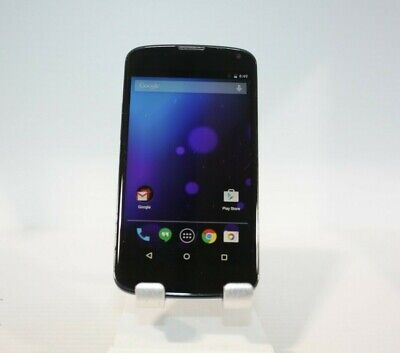 LG Nexus 4 E960 - 16GB - White (Unlocked) Smartphone