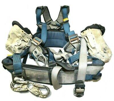 Dbi Sala Exofit Xp Tower Climbing Safety Harness Seat 1110301 - Medium