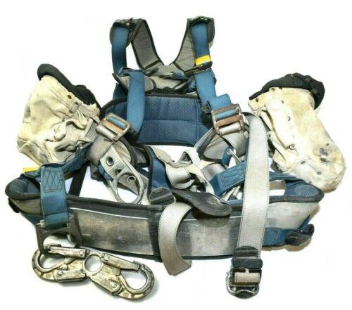 DBI Sala EXOFIT XP Tower Climbing Safety Harness & Seat 1110301 - Medium