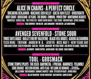 FOUR ROCK ON THE RANGE G/A (Field Level) PASSES