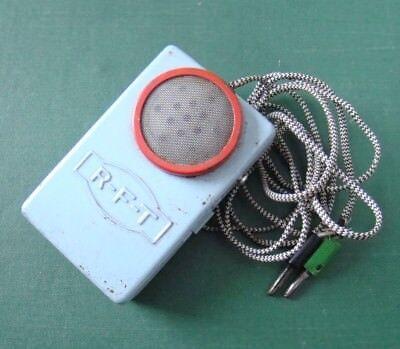 DDR - RFT - Mikrofon Mikrophon
