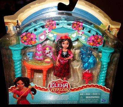 Disney Elena Of Avalor Celebration Collection New