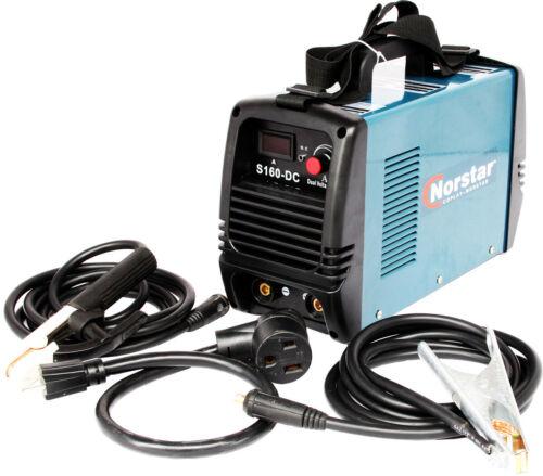 Norstar S165-DC Dual Voltage Input Stick Welder Package