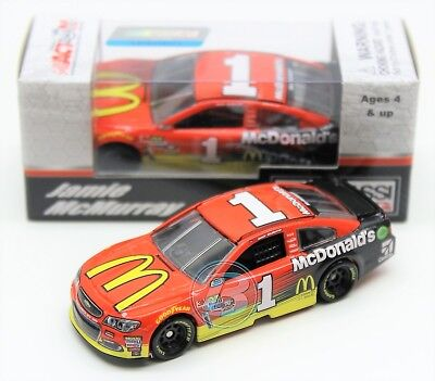 Jamie Mcmurray 2017 Action 1 64  1 Mcdonalds Chevy Ss Nascar Monster Diecast
