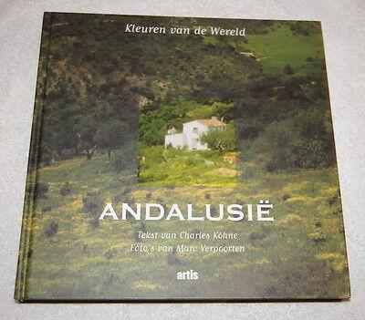 Kleuren van de Wereld, Andalusië (2002) Andalusia, Spain -  Dutch language