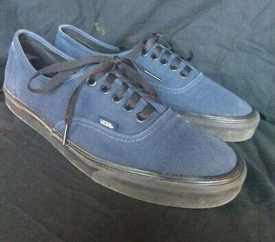 Vans Era 59 Pro shoes Men's 10.5 Navy Blue / Black