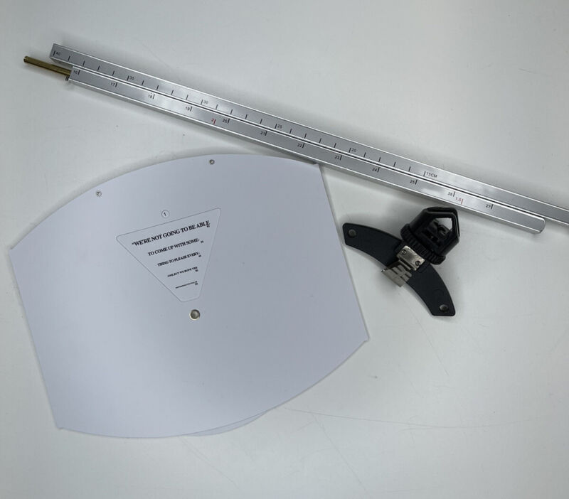 Rod And Card For Phoropter (NEW) - Ophthalmic