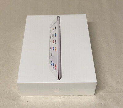 Brannd New! Apple iPad mini 2 32GB 7.9in Wi-Fi + Cellular (AT&T) A1567 - Silver