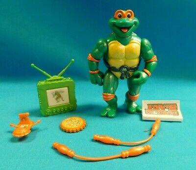 Toon Mikey Teenage Mutant Ninja Turtles TMNT Action Figure Playmate 1992