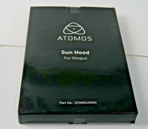 Atomos Black Sun Hood for Shogun