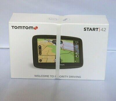 NAVEGADOR GPS - TOMTOM START 42 - 4.3'' 23 PAISES RADARES 4AA43...