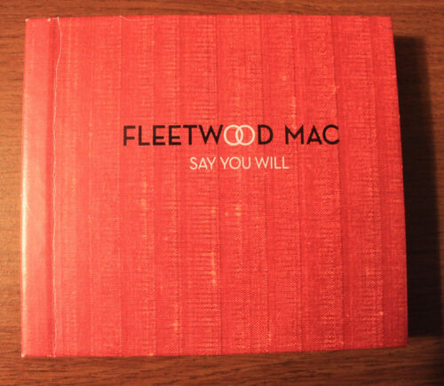 Fleetwood Mac Say You Will Limited Edition 2 Cd Set