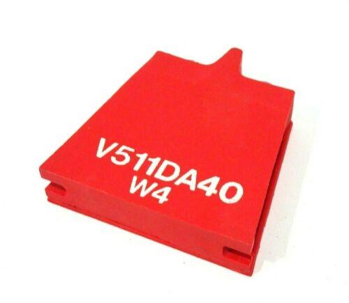 NEW LITTELFUSE V511DA40 VARISTOR