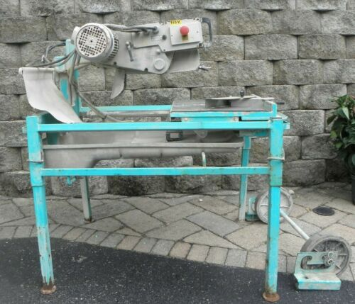 Used IMER Masonry 350 Sawing Machine