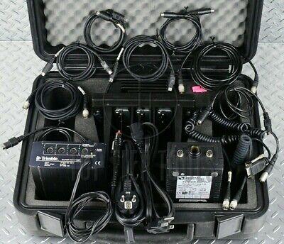 Trimble Power Pack Kit Charger 5600 Robotic Total Station 5603 5601 Geodimeter