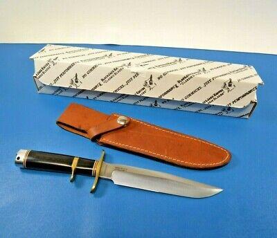 Blackjack Mod. 1-7 Sub-Hilt Fighting Knife + Sheath Carbon Steel Efflingham IL