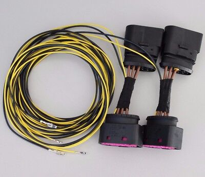 Adapter für Audi A6 4F Xenon Scheinwerfer Kabelbaum Kabel S6 C6 Bixenon LED TFL